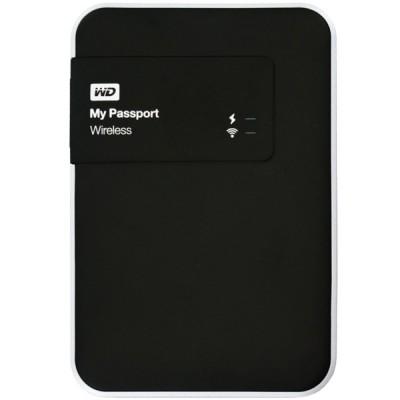 Western Digital My Passport Wireless External Hard Drive - 1TB