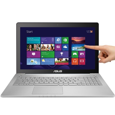 ASUS N550JX - A - With Leap Motion