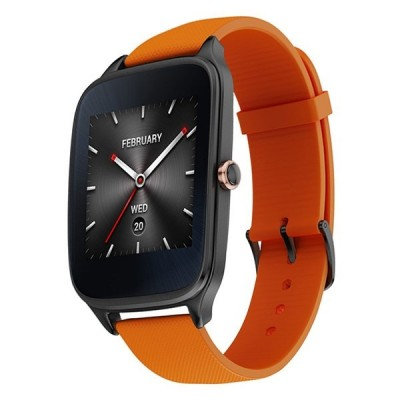 Asus Zenwatch 2 WI501Q With Rubber Strap